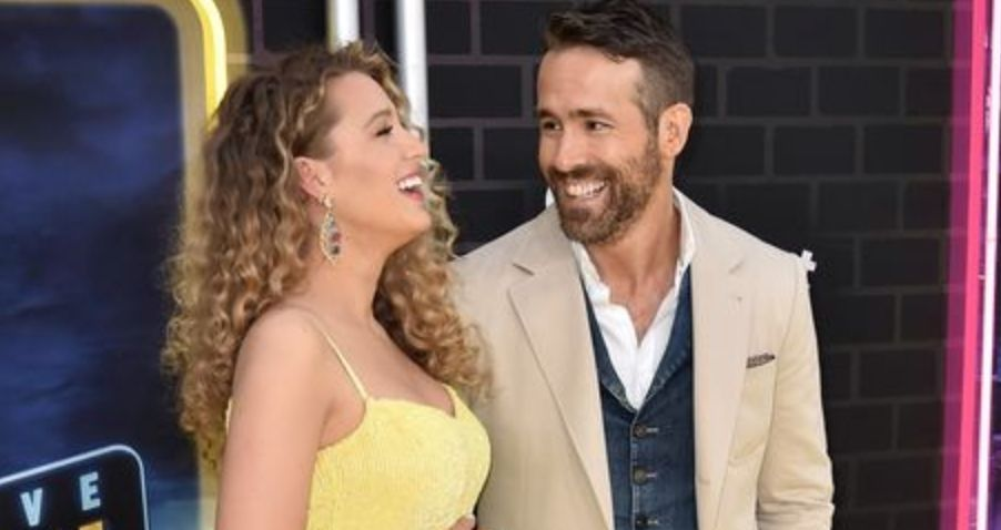 Ryan Reynolds Trolls Blake Lively So Hard On Her 32nd Birthday