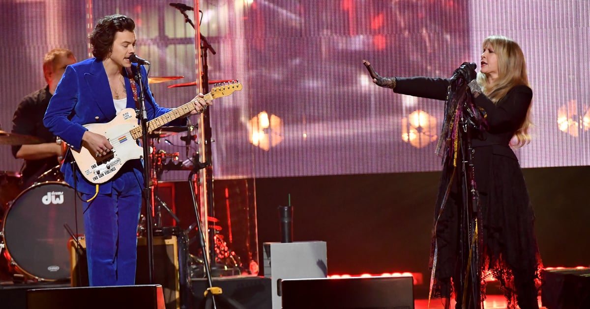 Every Single 1 of Harry Styles and Stevie Nicks's Duets Is Heavenly Music to Our Ears