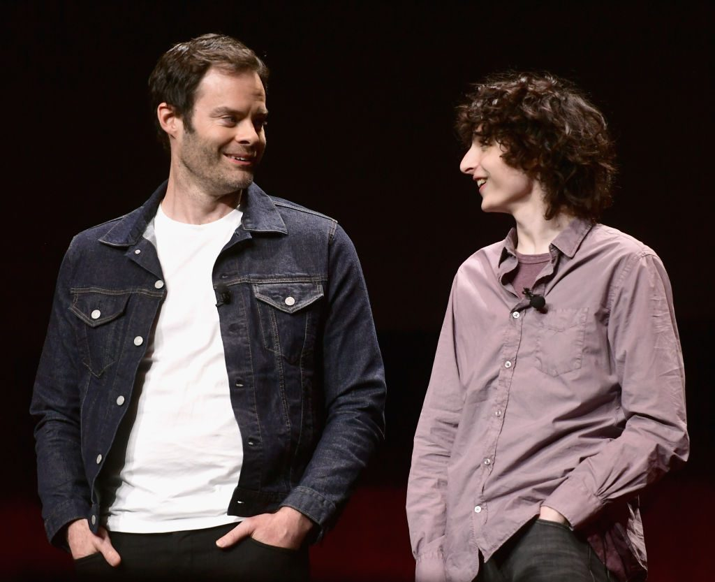 How Finn Wolfhard Got Bill Hader the Job on 'It: Chapter Two'