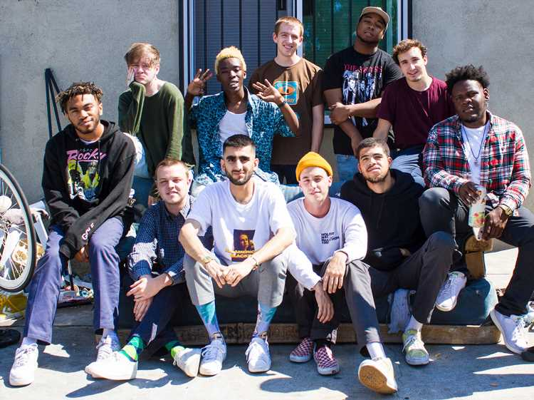 Brockhampton's 'Ginger' Is the Omnivorous, Vaguely Alienated Work of a Group That's Perfectly Built for the Internet