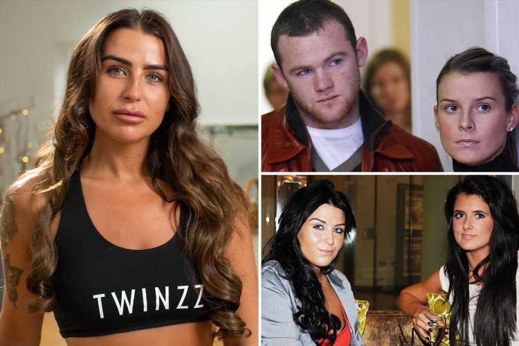 Wayne Rooney escort Jenny Thompson slams 'ridiculous' Helen Wood and says she was 'greedy and selfish' to expose the footballer