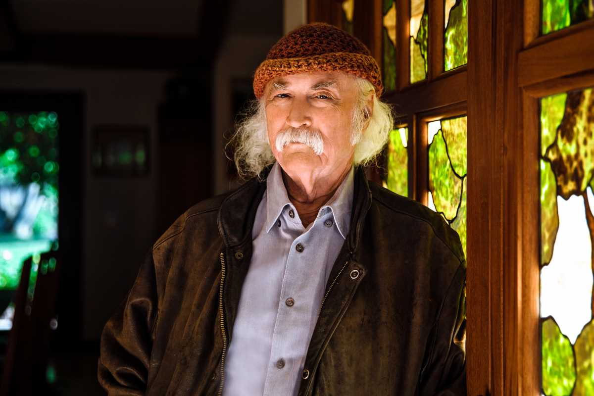 David Crosby Answers Your Questions About Learning to Play Guitar, Living With Diabetes and More