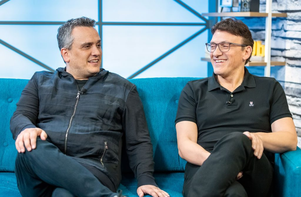 How the Russo Brothers Kept the Avengers 'on Their Toes' While Filming