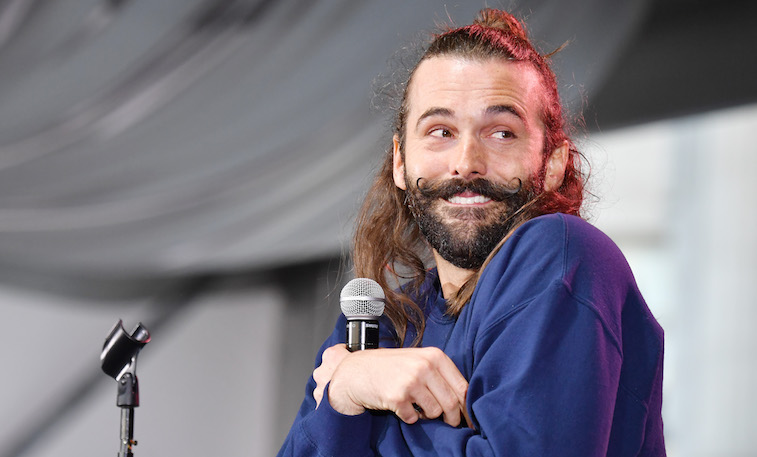 If You Aren't Listening to Jonathan Van Ness' Podcast, You Should Be
