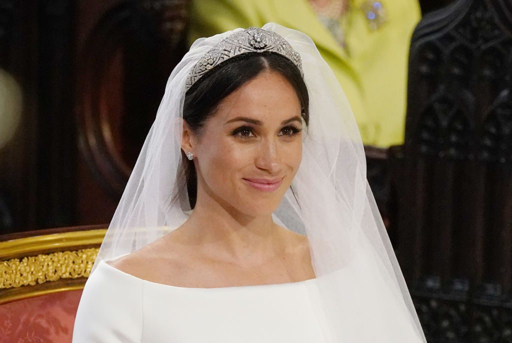 Meghan Markle's Trick for Her Wedding Look Inspiration Revealed and It's So Relatable