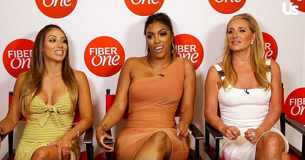 'Real Housewives' Reveal the Craziest Places They've Had Sex