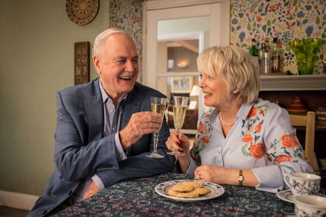John Cleese's BBC comedy Hold The Sunset returns for series 2 TODAY – is it worth watching and who else is in the cast?