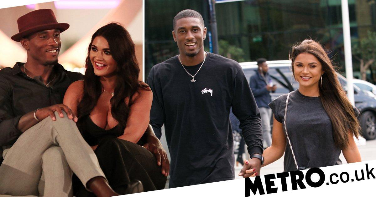 Love Island's Ovie and India are still going strong and proving doubters wrong