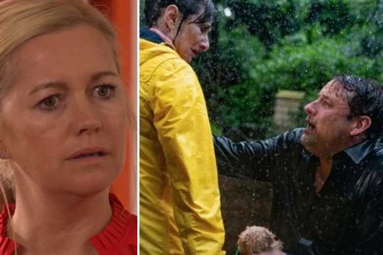 Hollyoaks viewers demand answers as 'dead' Tony DISAPPEARS from the soap without explanation after stabbing
