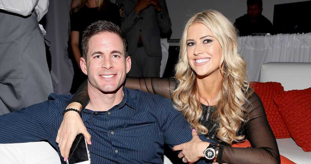 Tarek El Moussa Is Game for Ex Christina Setting Him Up With Someone