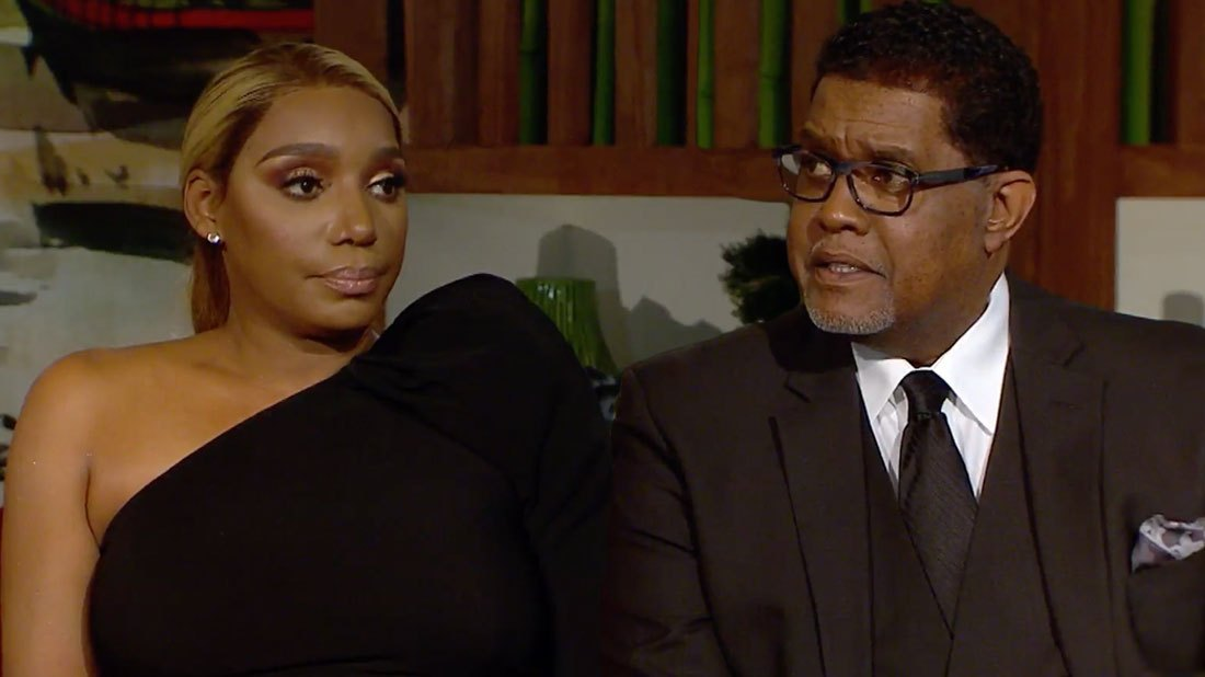 NeNe And Gregg Leakes Attend Marriage Counseling On RHOA