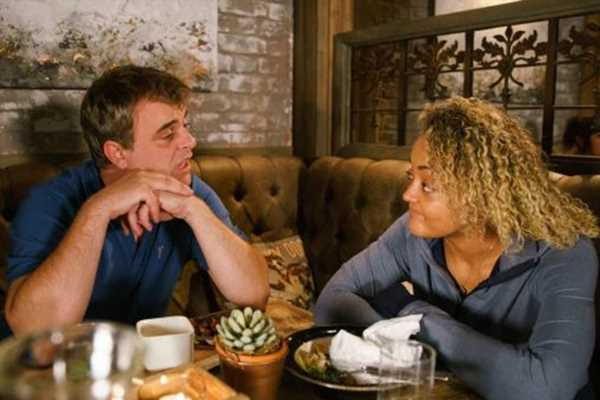 Is Steve McDonald Emma Brooker's real dad in Coronation Street? The DNA test is secretly sent off tonight