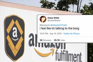 Amazon Says Those Weird Brand Ambassador Accounts Defending The Company Are Run By Real Employees