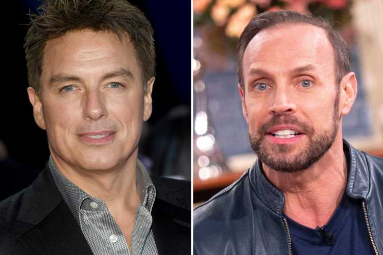 John Barrowman to replace axed Jason Gardiner on next series of Dancing on Ice – The Sun
