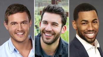 Who's the Next 'Bachelor'? Here Are Season 24's Three Frontrunners (EXCLUSIVE)