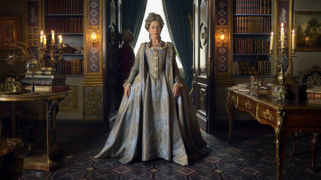 'Catherine The Great': HBO/Sky Sets Premiere Date For Limited Series