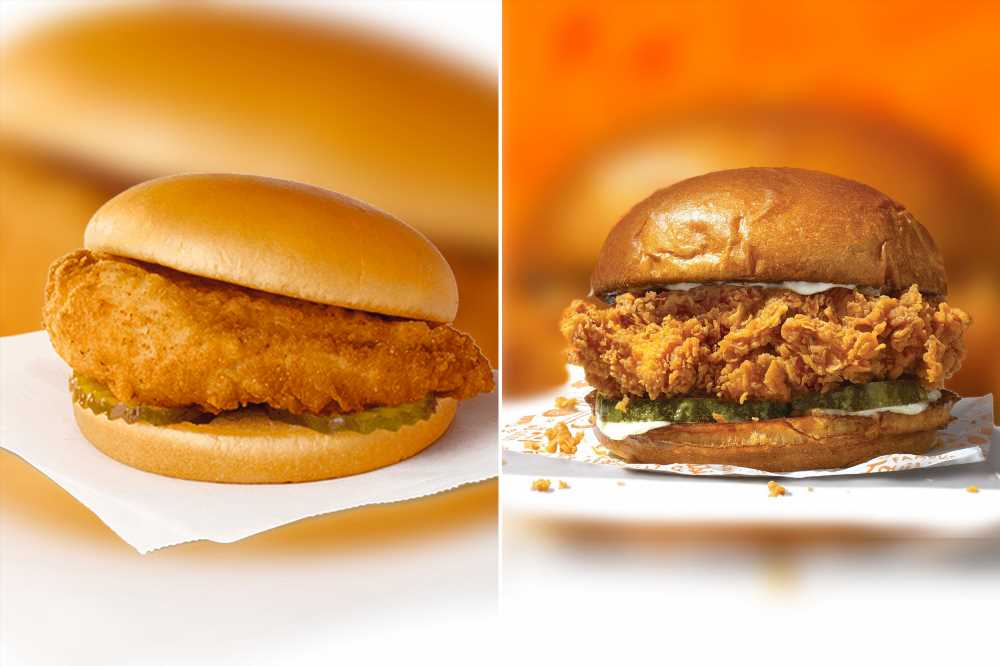Chick-fil-A and Popeyes lead Twitter beef over 'best chicken'