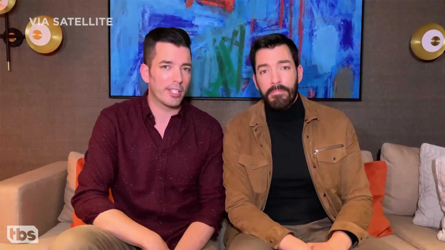 Conan O'Brien asks Property Brothers about buying Greenland