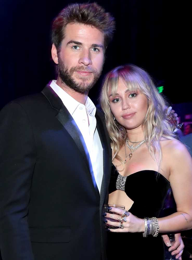 Liam Hemsworth Would 'Lash Out' at Miley Cyrus, Who Wasn't Happy with His Partying: Sources