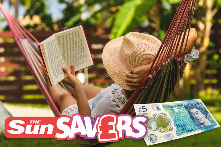 Best Bank Holiday bargains to kit out your home and garden – plus play to win £50,000 on the Sun Savers Raffle – The Sun