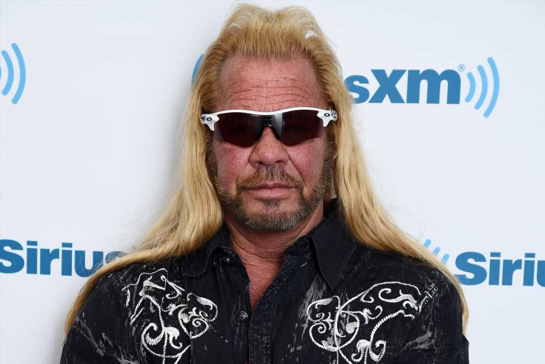 'Dog the Bounty Hunter' vows to find who stole Beth Chapman's belongings