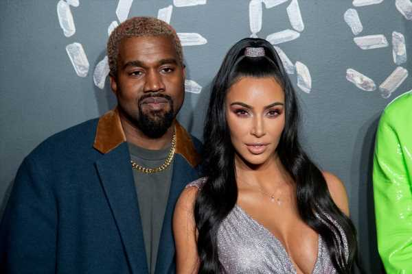 Kim Kardashian Teased Kanye West's New Album Title & Tracklist On Instagram