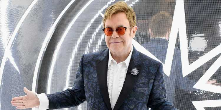 Elton John Tried to Defend Prince Harry and Meghan Markle's Use of His Private Jet But Critics Are Still Pissed