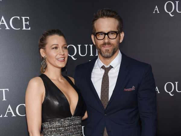 Blake Lively Just Gave Ryan Reynolds A Unique Gift That Pays Tribute To His Childhood