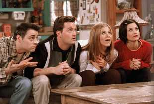 Friends to Hit Movie Theaters This Fall