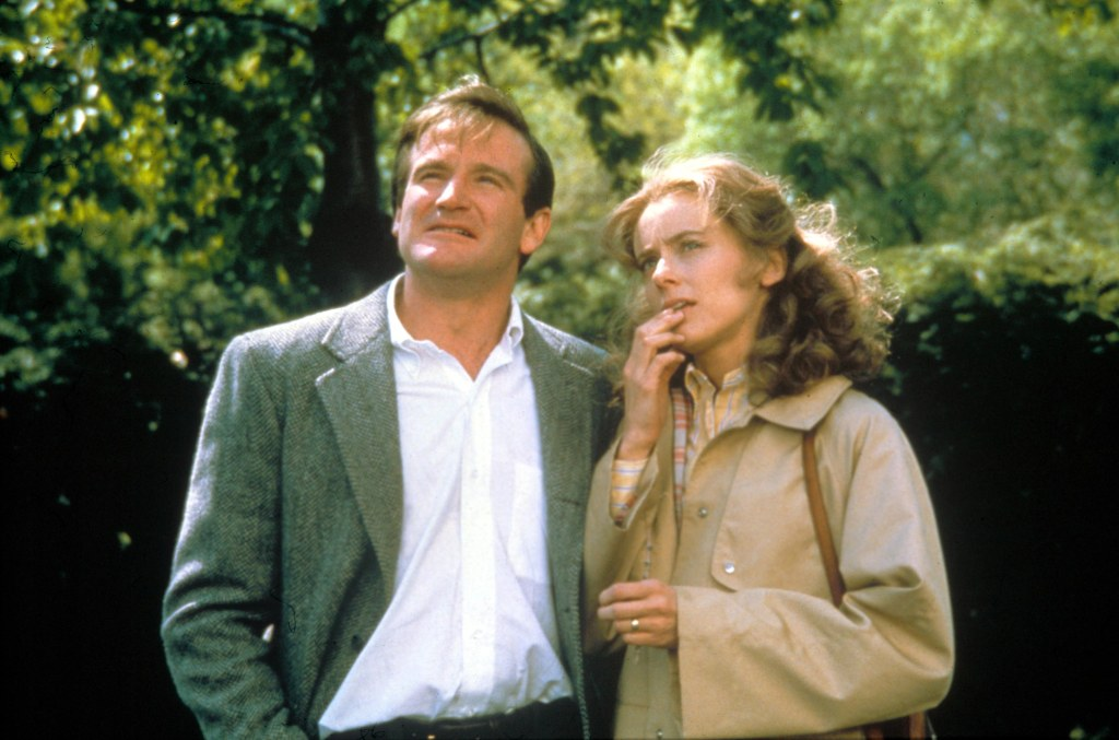 Feminism, Gender Awareness, Pedestrian Rage, Robin Williams: 37 Years Ago, 'Garp' Had It All