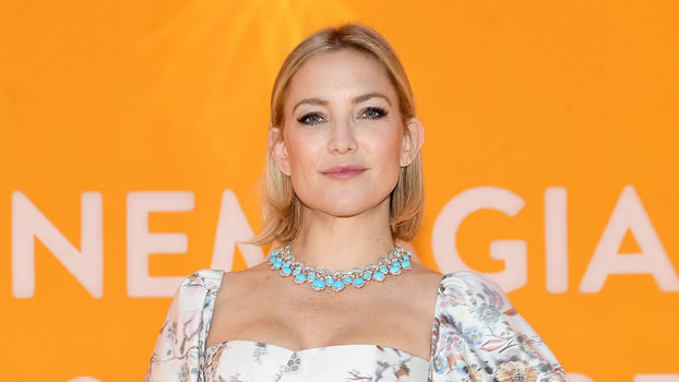 Kate Hudson and Her Baby Daughter Just Twinned in Matching Dresses