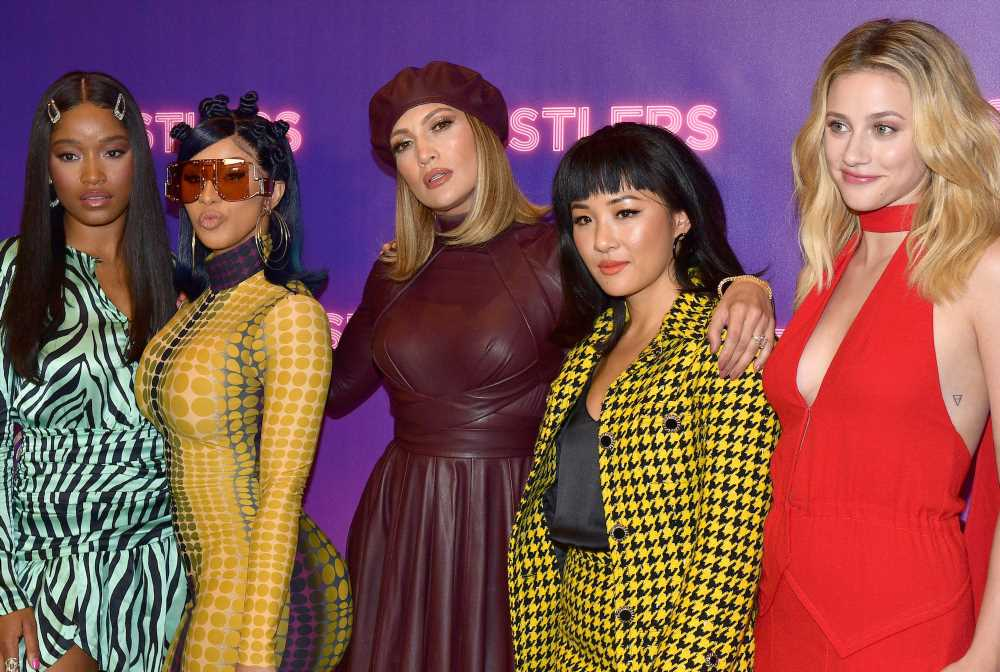 The sexiest red carpet outfits from the 'Hustlers' premiere