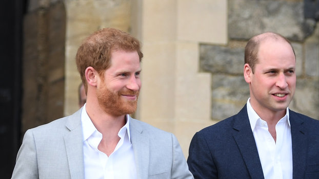 Why Prince Harry and Prince William Are Staying in Separate Houses in Scotland