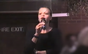Jade Goody shows early star potential aged 11 as she sings Whitney Houston song in unseen home video