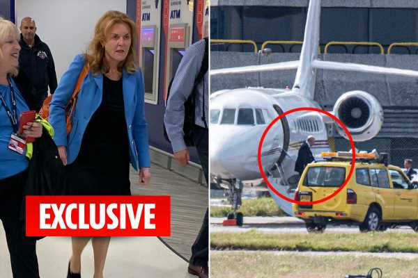 Prince Andrew and Fergie take rekindled relationship to another level by spending week with Queen at Balmoral – The Sun