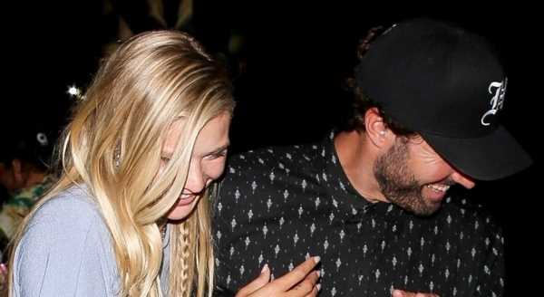 Brody Jenner & Josie Canseco Celebrate His Birthday on Date Night!