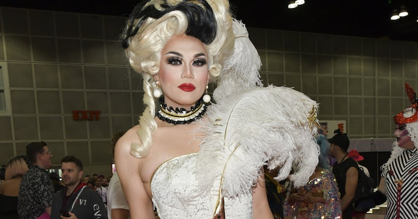 'RuPaul's Drag Race' Star Manila Luzon to Appear on 'General Hospital'