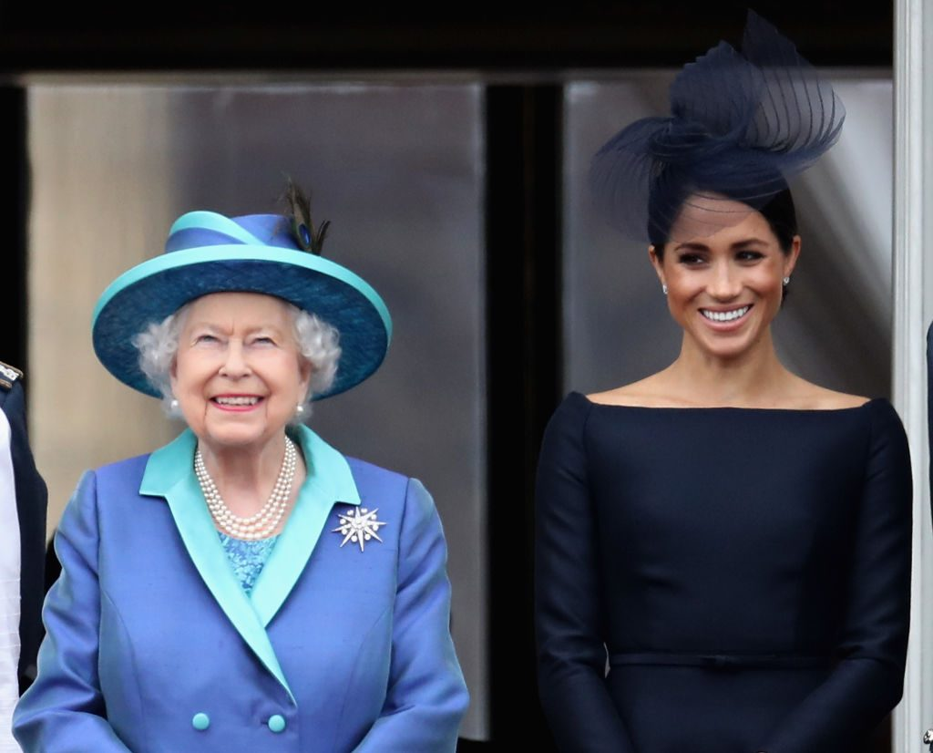 Why Meghan Markle and Queen Elizabeth Need a Sense of Humor These Days
