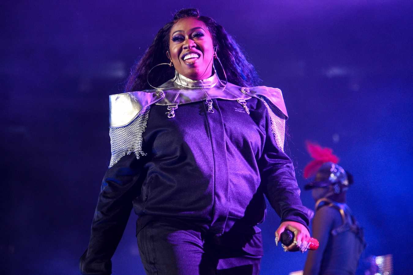 Missy Elliott Reveals She's Dropping Surprise Album 'Iconology' at Midnight in Advance of VMAs