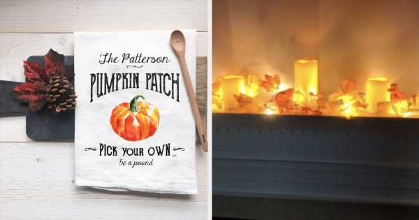 30 Home Products To Help You Embrace The Fact That It's Nearly Fall