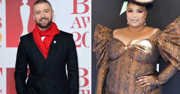 Justin Timberlake Just Previewed A New Song With Lizzo And I Need This Released ASAP