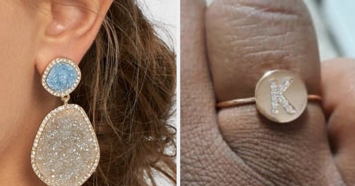 31 Pieces Of Jewelry That Are Shining, Shimmering, Splendid