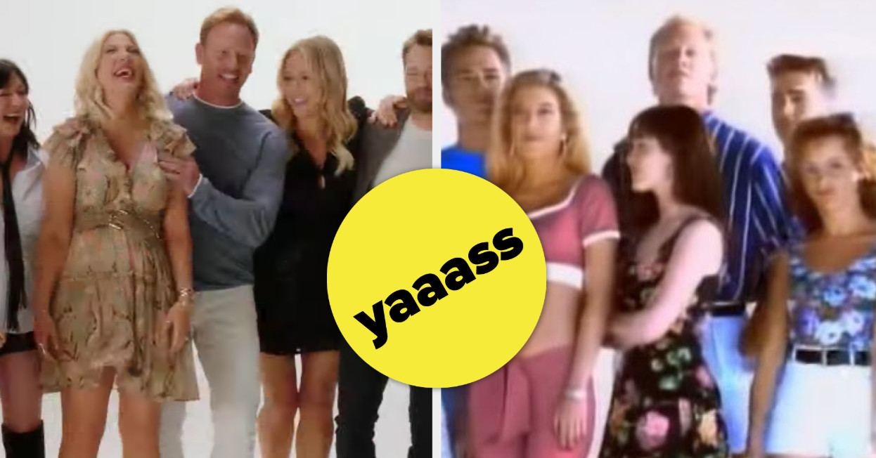 "Attn Gen-Xers: The Intro To The ""Beverly Hills, 90210"" Reboot Is Out And It'll Give You All The Feels"