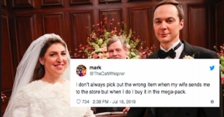 27 Husband Tweets That Prove Wives Aren't The Only Funny Ones In The Family