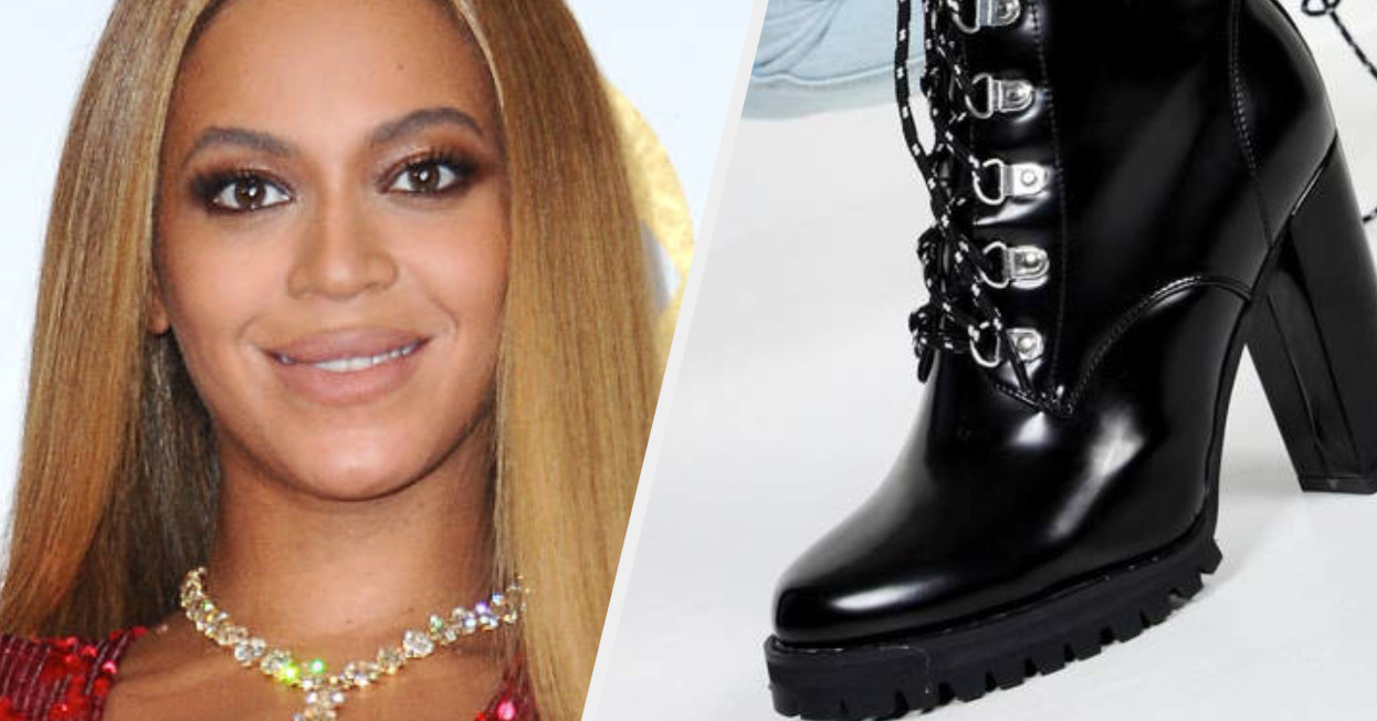 Choose Boohoo Shoes To Find Out Which Celeb Matches Your Style