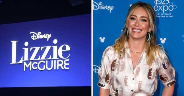 """Hilary Duff Is Coming Back As """"Lizzie McGuire"""" In A New Disney+ Series"""
