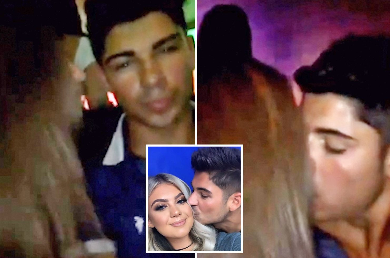 Footage of Love Island's Anton snogging girl in nightclub emerges online – but it's years old – The Sun