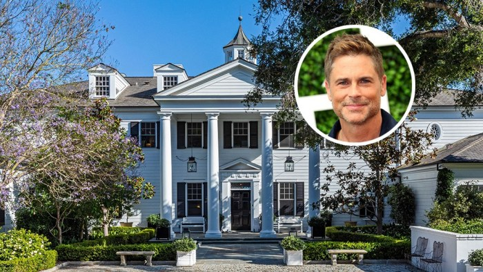 Rob Lowe Re-Lists Oakview Estate at Reduced Price