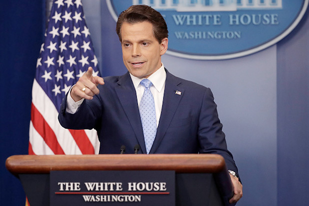 Scaramucci No Longer Supports Trump's Re-Election: 'That's Pretty Obvious'