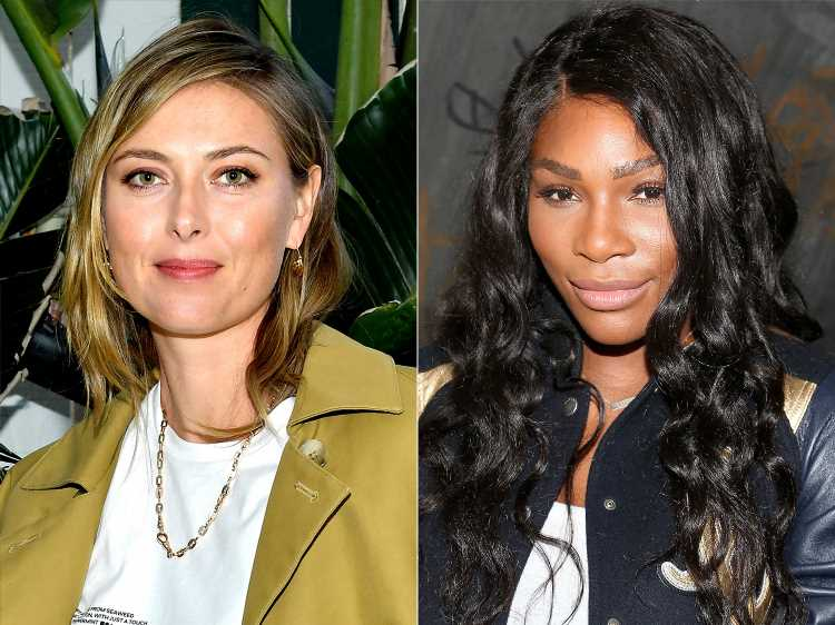 Maria Sharapova and Serena Williams Will Play Each Other at U.S. Open for First Time Next Week